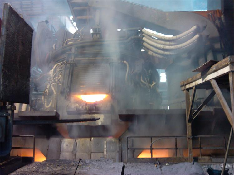 Tapping spout electric arc furnace suppliers- CHNZBTECH